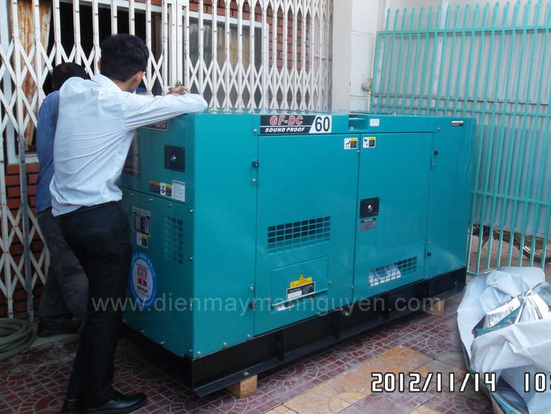 may phat dien diesel