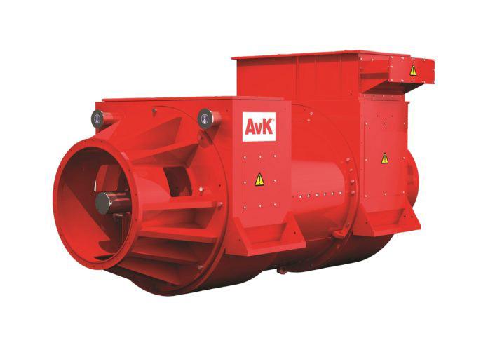 Sản phẩm mới có máy biến áp thấp, trung bình và cao mang thương hiệu AvK